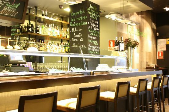 calaboca restaurante en sabadell