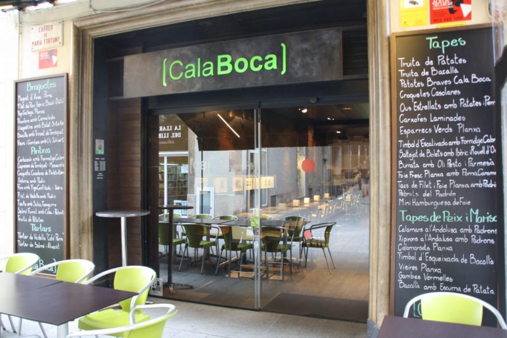 calaboca restaurante sabadell