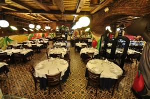 Comedor del Restaurante L'hort