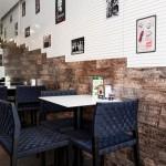 Mesas del bar Zete Centre