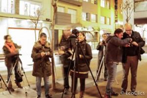 Ecoclics curso fotografía en Sabadell