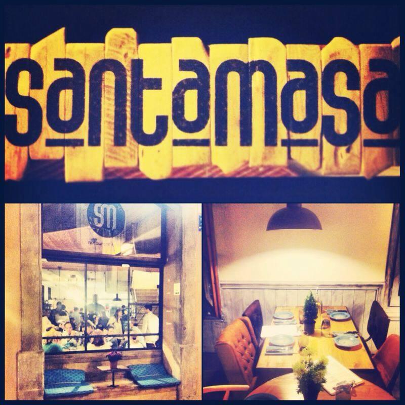 restaurante santamasa