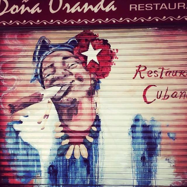 Doña Oranda Restaurante Cubano en Sant Cugat