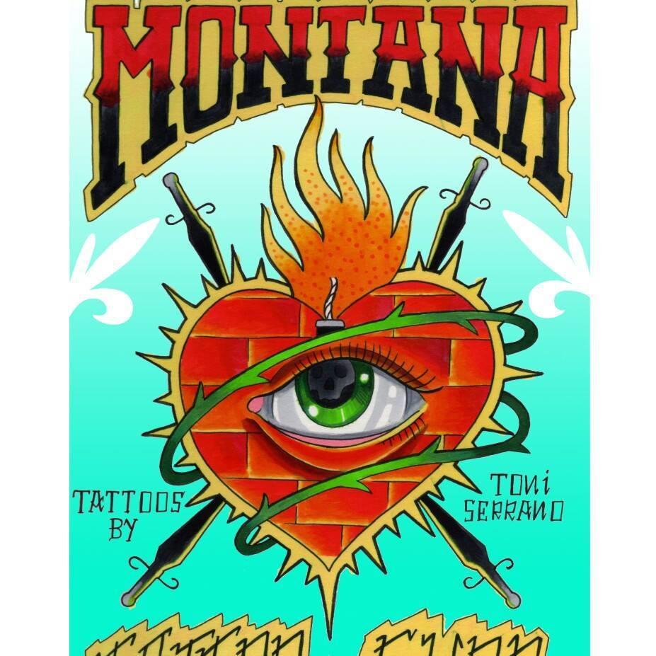 Montana Tattoo Shop en Sabadell