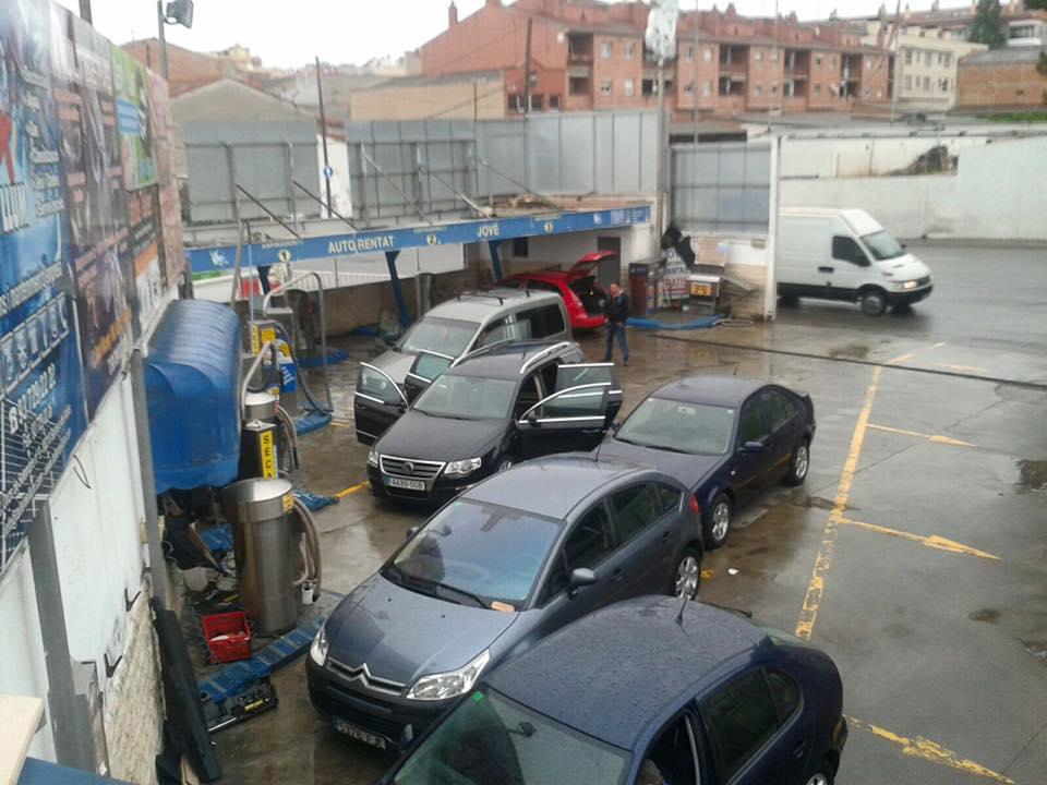 lavado de coche en sabadell