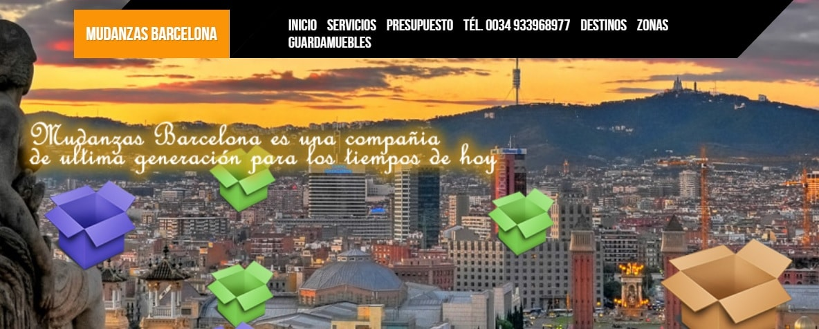 Mudanzas en barcelona empresas economicas