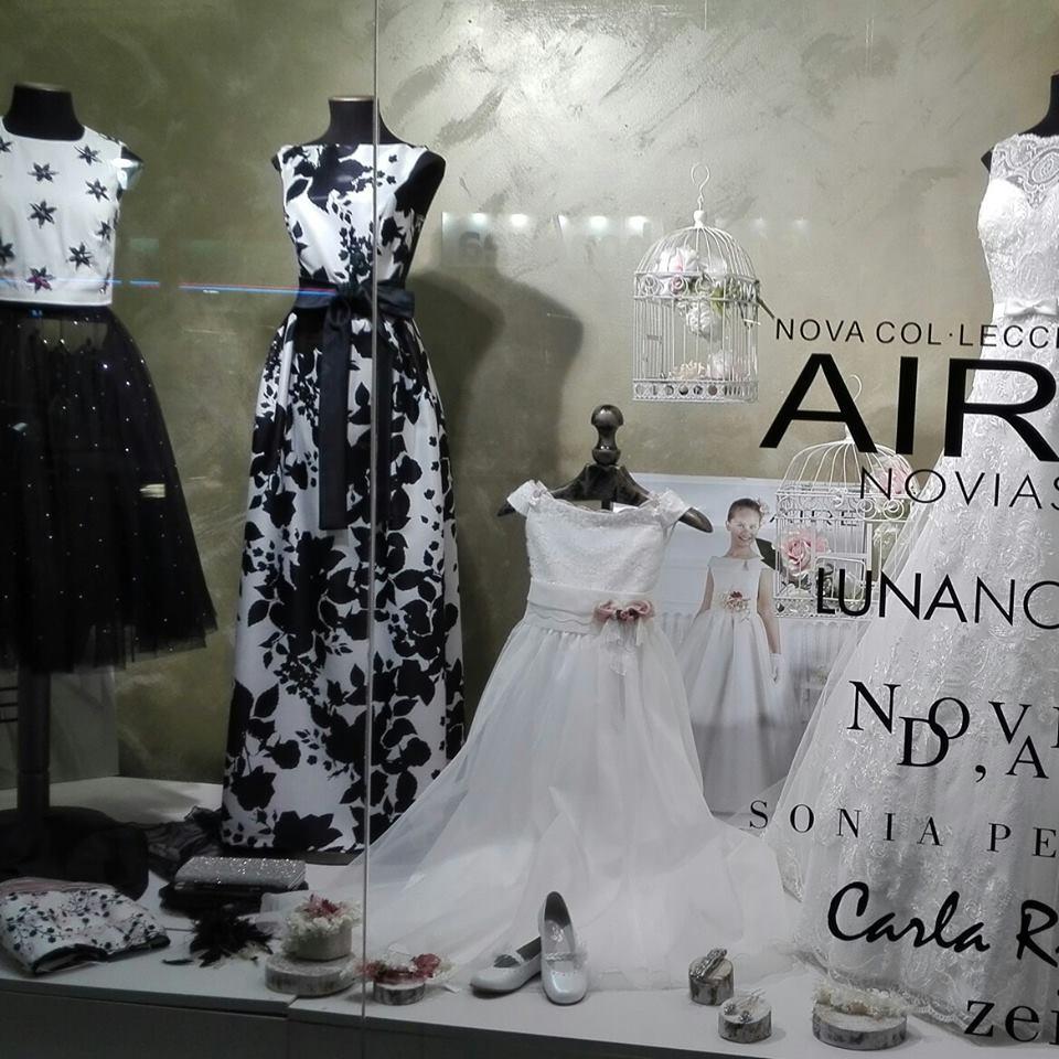 tienda de vestidos de novia y vestidos largos de fiesta en sabadell