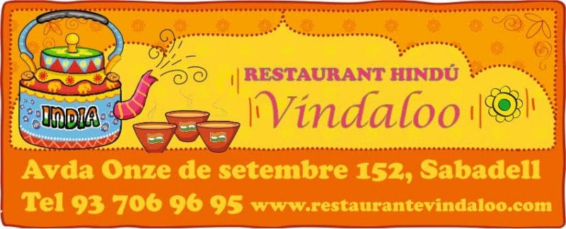 restaurante hindú Sabadell
