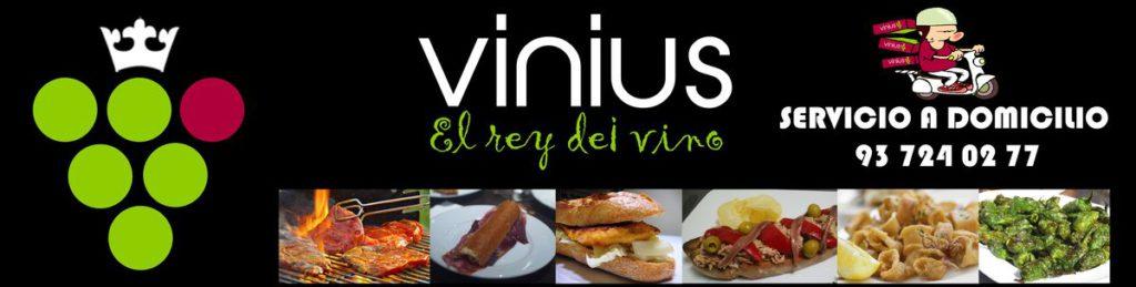 Restaurante Vinius logo