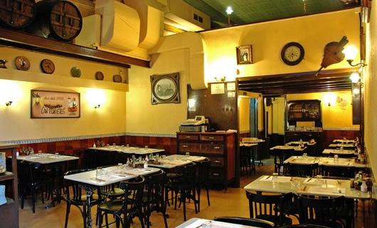 restaurante taberna en sabadell