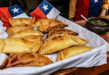 Qué se puede comer en Santiago de Chile