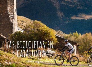bicicleta en Cataluña