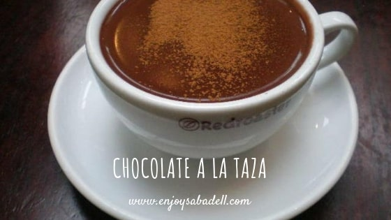 hacer chocolate caliente