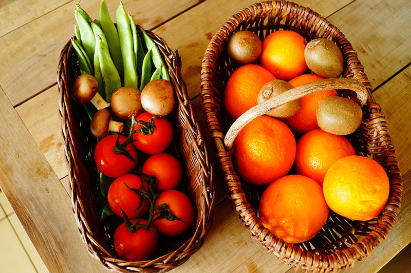 ¿Cómo conservar por más tiempo las frutas y verduras?