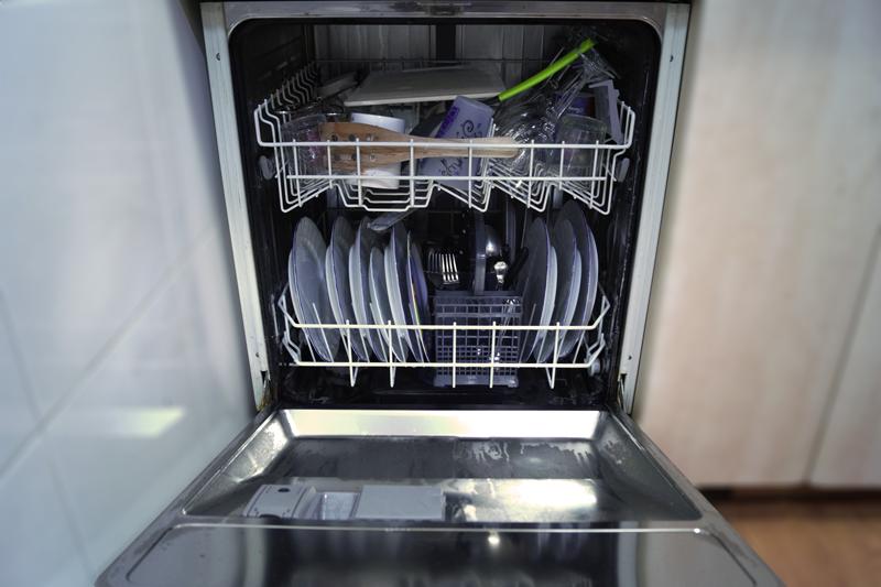 tips para el cuidado del lavavajillas