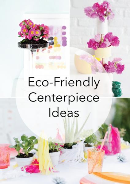 eco friendly ideas babyshower