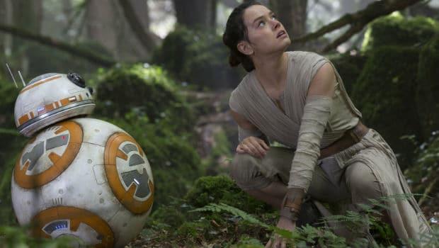 'Star Wars: Episodio VII – El despertar de la fuerza' (2015)