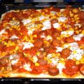 receta de masa para pizza casera y natural