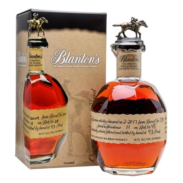 Blanton's Single Barrel Bourbon
