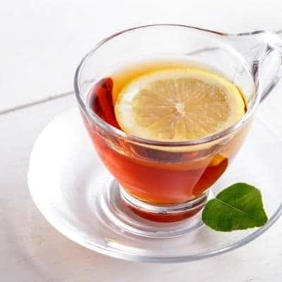 Cómo hacer té de limón