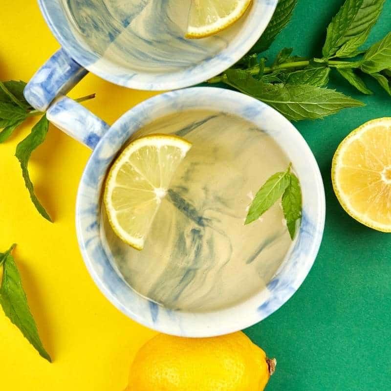 Efectos secundarios del té de limón