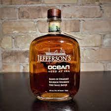 Jefferson's Ocean Aged at Sea Bourbon.