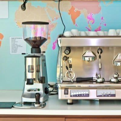 Limpia la Cafetera con vinagre