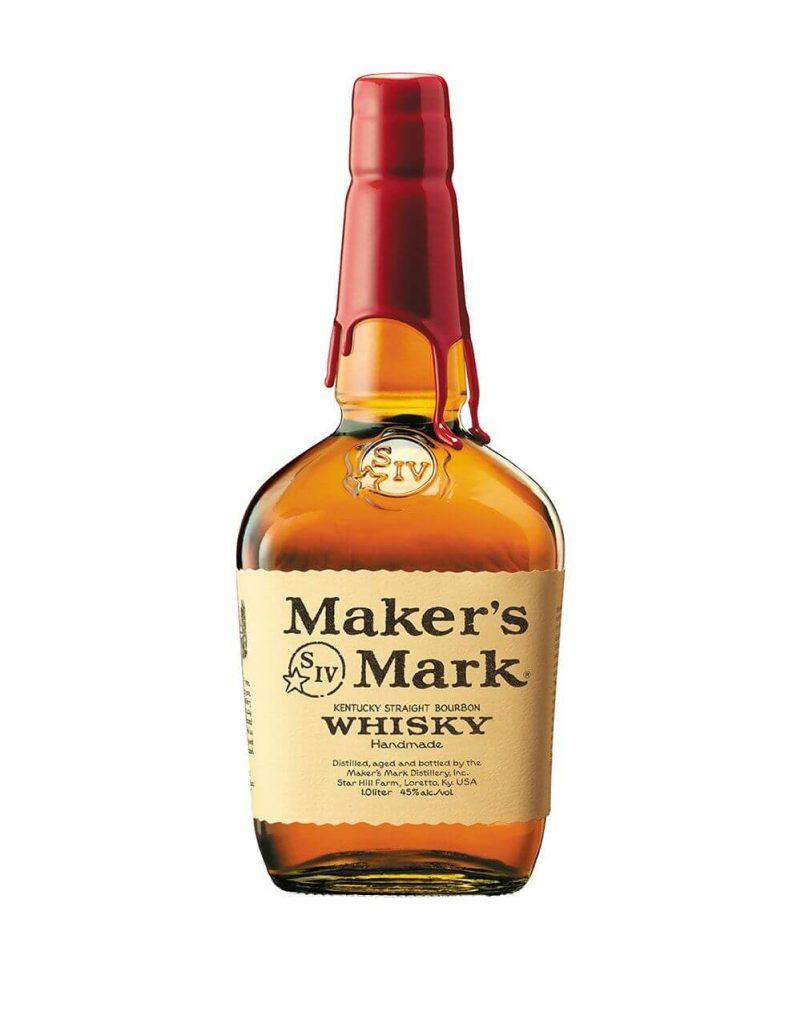 Maker's Mark Bourbon Whiskey