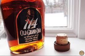 Old Grand Dad 114 Proof Bourbon