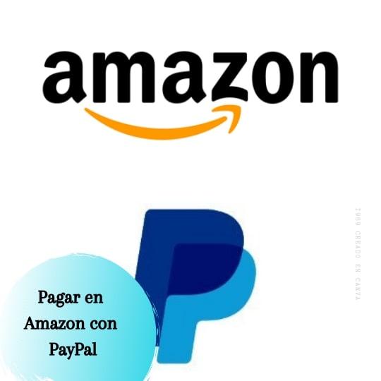 Pagar en Amazon con PayPal